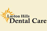 LAYTON HILLS DENTAL CARE logo