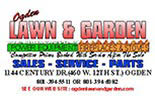 POWER EQUIPMENT OGDEN LAWN & GARDEN logo