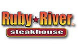 RUBY RIVER STEAKHOUSE RIVERDALE logo