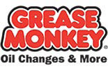 GREASE MONKEY OIL & LUBE CLINTON CENTERVILLE UTAH logo
