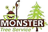 MONSTER TREE SERVICE logo