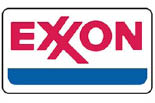 HOLIDAY EXXON logo