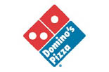 DOMINO'S PIZZA/COMMONWEALTH logo