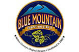 BLUE MOUNTAIN BREWERY & RESTAURANT logo
