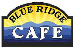 BLUE RIDGE CAFE logo