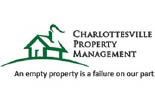 CHARLOTTESVILLE PROPERTY MANAGEMENT logo