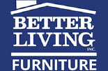 BETTER LIVING FURNITURE logo