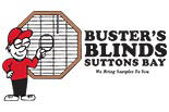 BUSTER BLINDS of Suttons Bay logo