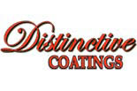 DISTINCTIVE GARAGE FLOORS logo