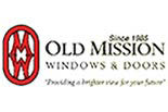 OLD MISSION WINDOWS logo