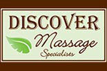 DISCOVER MASSAGE logo