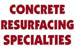 Concrete Resurfacing Specs Inc logo