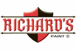 RICHARD'S PAINT logo