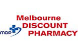 Melbourne Discount Pharmacy logo