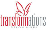 TRANSFORMATIONS Hair Salon logo