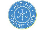 ALPINE YOGURT CAFE logo