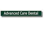 ADVANCE CARE DENTAL, LLC. logo
