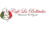 Cafe La Bellitalia/pietro's Pizza Inc. logo