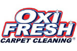 OXI-FRESH Carpet Cleaning logo