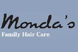 Monda's Family Hair Care logo