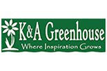 K&A GREENHOUSE logo