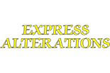 EXPRESS ALTERATIONS logo