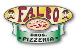 FALBO'S PIZZA - SHERMAN logo