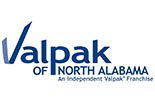 VALPAK OF NORTH ALABAMA logo