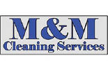 M&M CLEANING logo