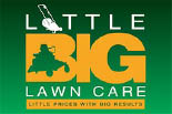 Little Big Lawn Care logo