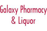 GALAXY PHARMACY & LIQUOR logo