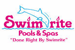 SWIMRITE POOLS & SPAS logo