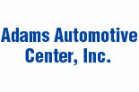 Adams Automotive Center logo