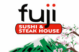 FUJI SUSHI & STEAK HOUSE logo