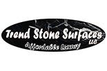 TREND STONE SURFACES logo