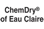 CHEM-DRY OF EAU CLAIRE logo