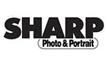 SHARP PHOTO & PORTRAIT logo