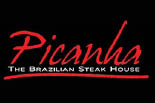 PICANHA THE BRAZILIAN STEAK HOUSE logo