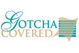 GOTCHA COVERED BLINDS SHADES SHUTTERS & DRAPES logo