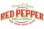Timmy Flynn's Red Pepper Deli & Grill logo