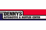 Denny's Automotive & Muffler Center logo