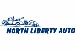 NORTH LIBERTY AUTO logo