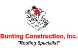 BUNTING CONSTRUCTION logo