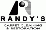 RANDY'S CARPET CLEANING & RESTORATION logo