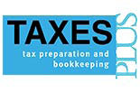 Taxes Plus logo