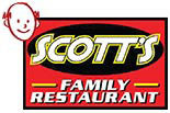 SCOTT'S FAMILY RESTAURANT logo