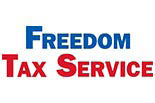 Freedom Tax Service logo