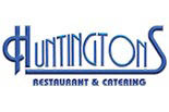 Huntingtons Restaurant & Catering logo