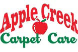 Apple Creek Carpet Care logo