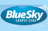 Blue Sky Carpet Care logo